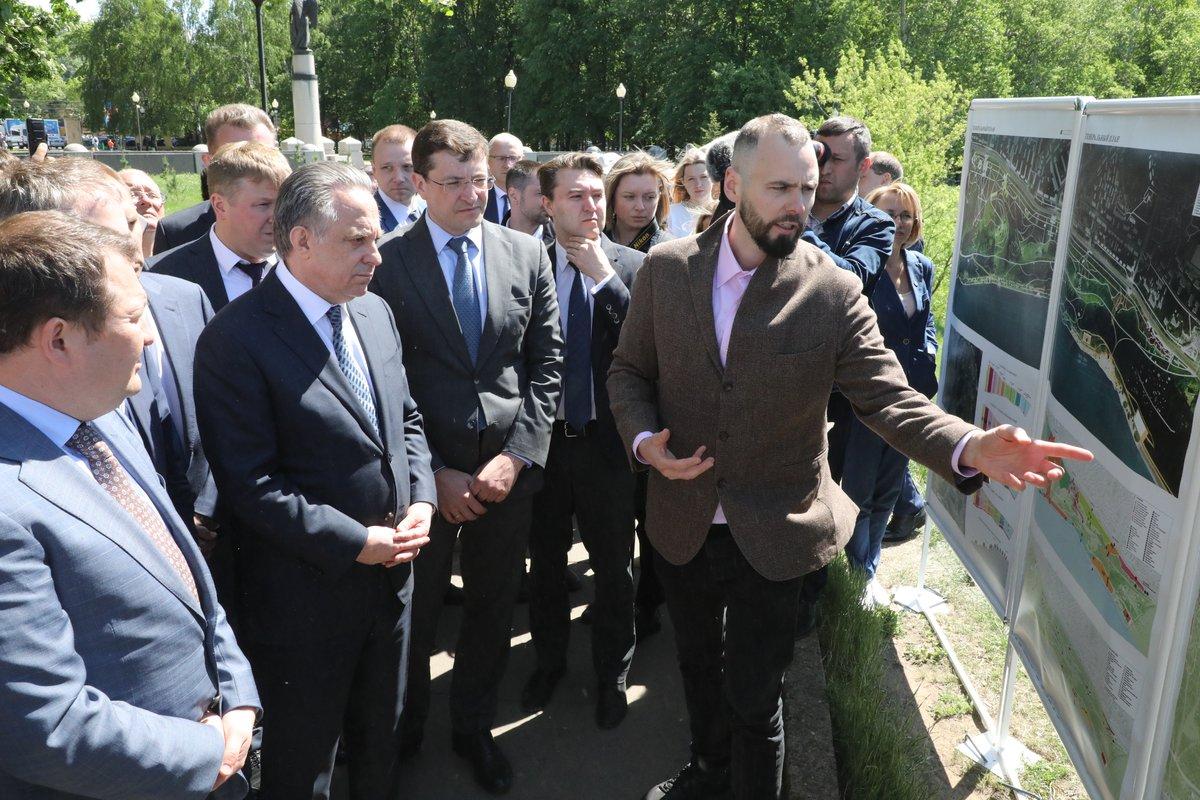 Мутко сравнил концепцию «Швейцарии» с парком Горького и Ботаническим садом в Москве - фото 1