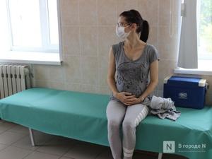 178 беременных нижегородок привили от гриппа в этом году