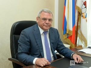 Евгений Люлин стал депутатом Законодательного собрания Нижегородской области