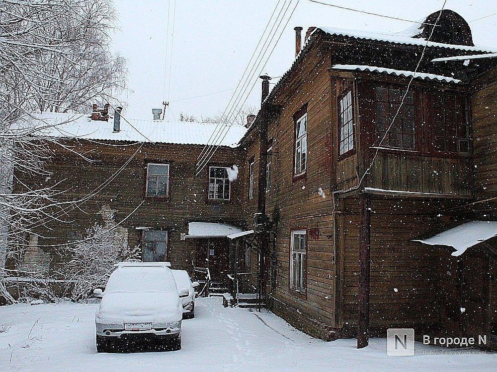 Столетний дом в центре Нижнего Новгорода  до сих пор не признан аварийным - фото 1