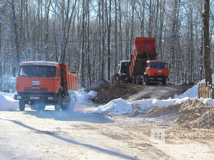 Более 240 рабочих благоустраивают нижегородскую «Швейцарию» - фото 3