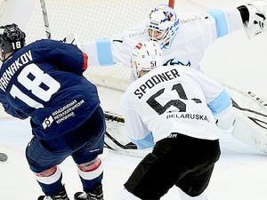 Хоккеисты «Торпедо» добились третьей победы подряд