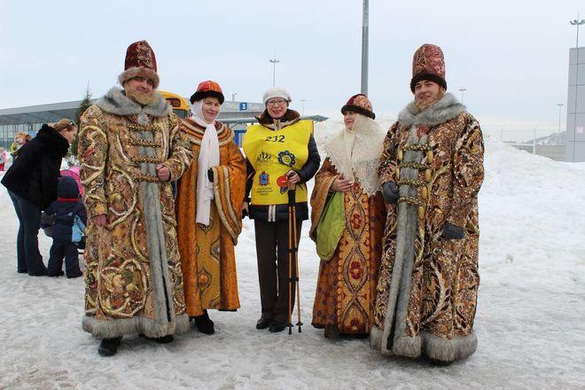 Нижегородцы отметили спортивную Масленицу в «Зимней сказке» - фото 30