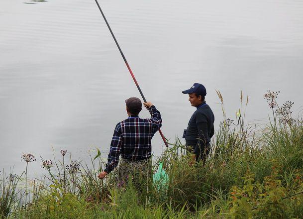 Три вида ухи и лодка в подарок: в Нижнем Новгороде стартовал фестиваль рыбалки - фото 21