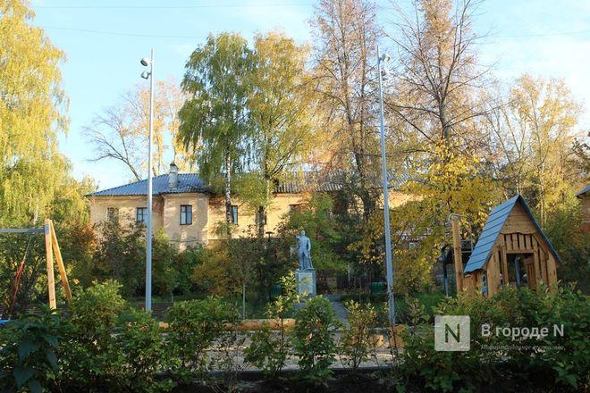 Самолеты, силуэты, яблони: Как преобразился Нижегородский район - фото 34