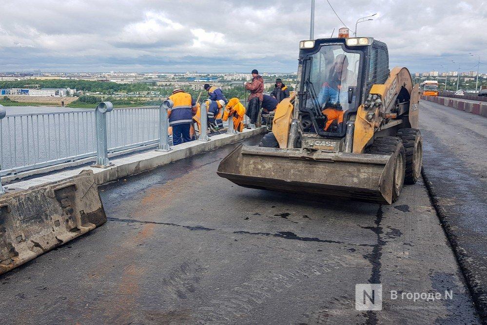 Всего 3% отделяют Мызинский мост от завершения ремонтных работ - фото 1