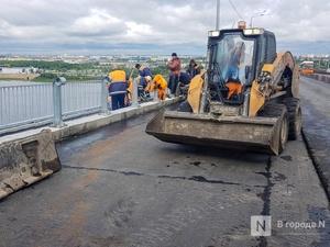 Всего 3% отделяют Мызинский мост от завершения ремонтных работ