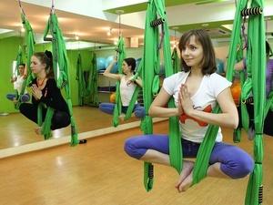 Воздушная йога – это реальность