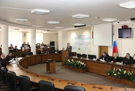 Деятельность ЕЦМЗ обсудили в нижегородской Думе
