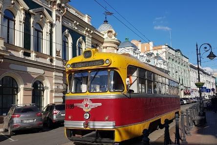 Ретро-трамваи «поссорили» нижегородцев с администрацией
