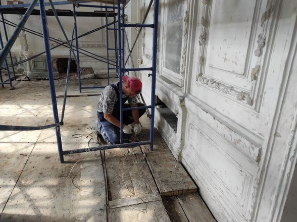 32 млн рублей выделено на реставрацию Нижегородского хорового колледжа - фото 6