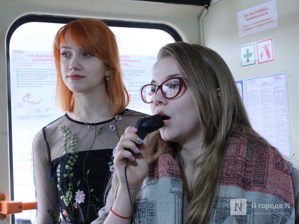 «Трамвай Победы» начал ходить по Нижнему Новгороду - фото 11