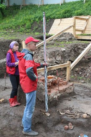 Новые находки на старом кладбище: что обнаружили археологи в Нижегородском кремле - фото 17