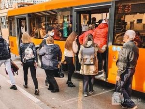 Безопасно ли пользоваться общественным транспортом в Нижнем Новгороде