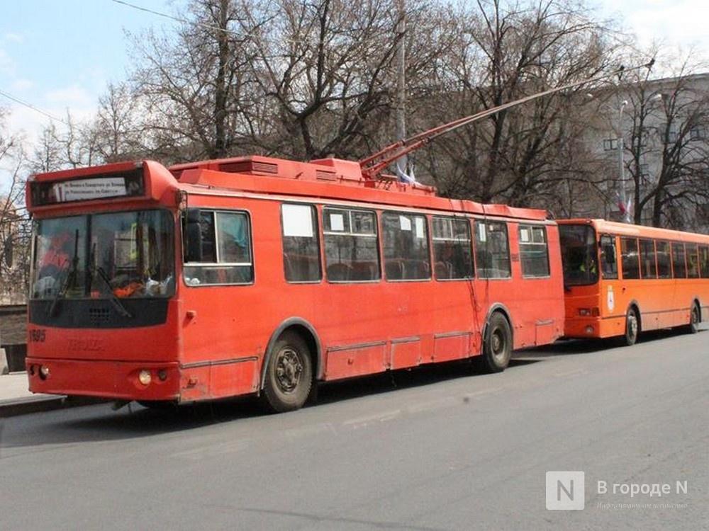 Троллейбусы на площади Минина и Пожарского будут разворачиваться в другую сторону - фото 1