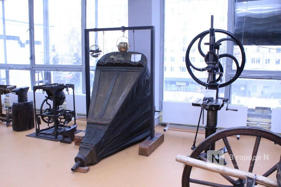 «Все началось со штангенциркуля», - директор нижегородского Технического музея Вячеслав Хуртин - фото 5