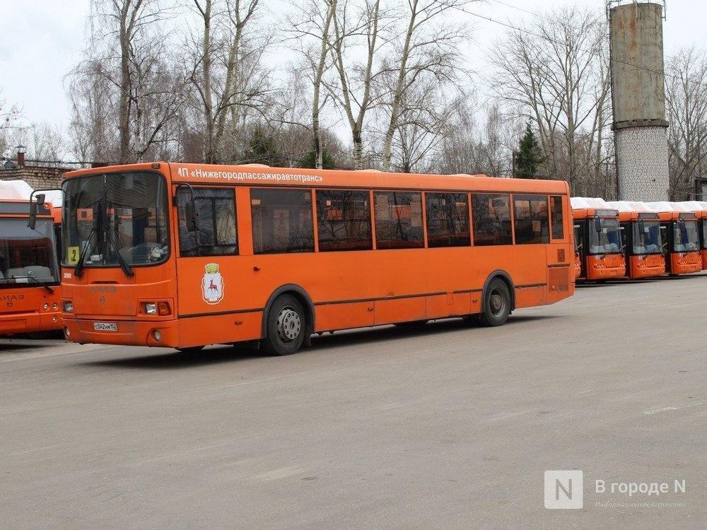 Более 300 млн рублей на поддержку транспортных предприятий получат муниципалитеты Нижегородской области