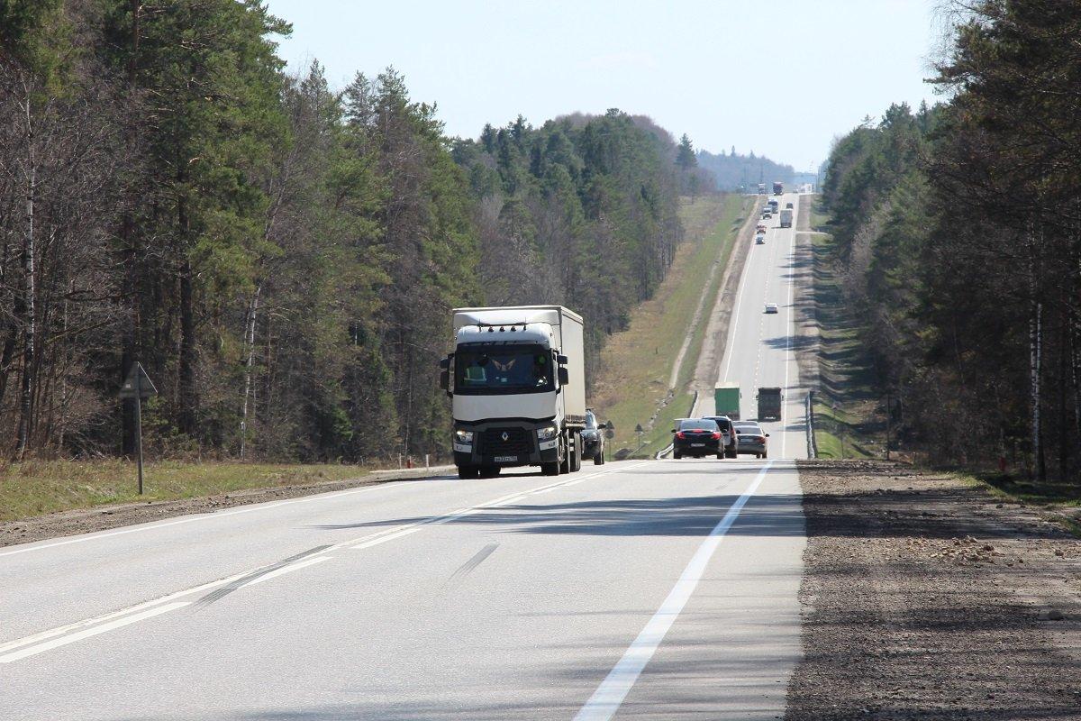 Ремонт федеральной трассы начинается в Починковском районе - фото 1
