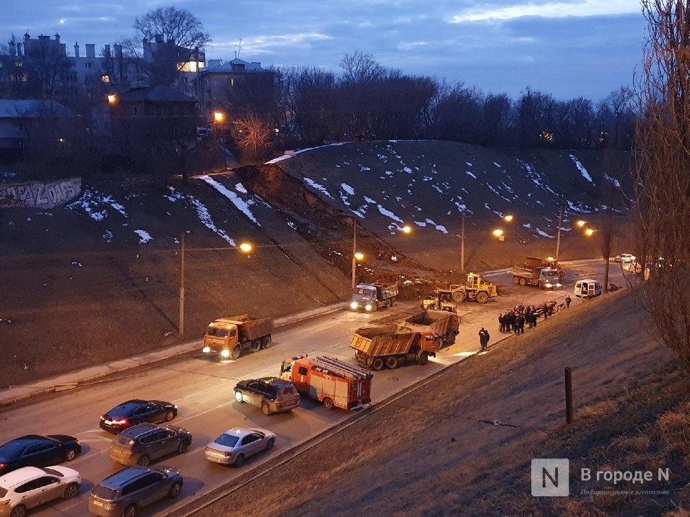 Две полосы для движения транспорта откроют на Похвалинском съезде - фото 1