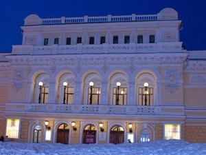 Нижегородский театр драмы отпразднует 220-летний юбилей