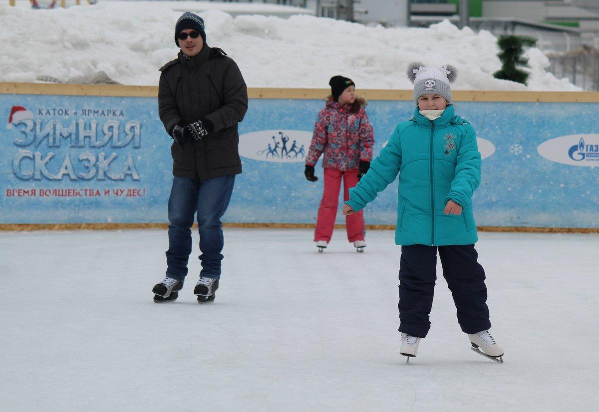Нижегородцы отметили спортивную Масленицу в «Зимней сказке» - фото 2