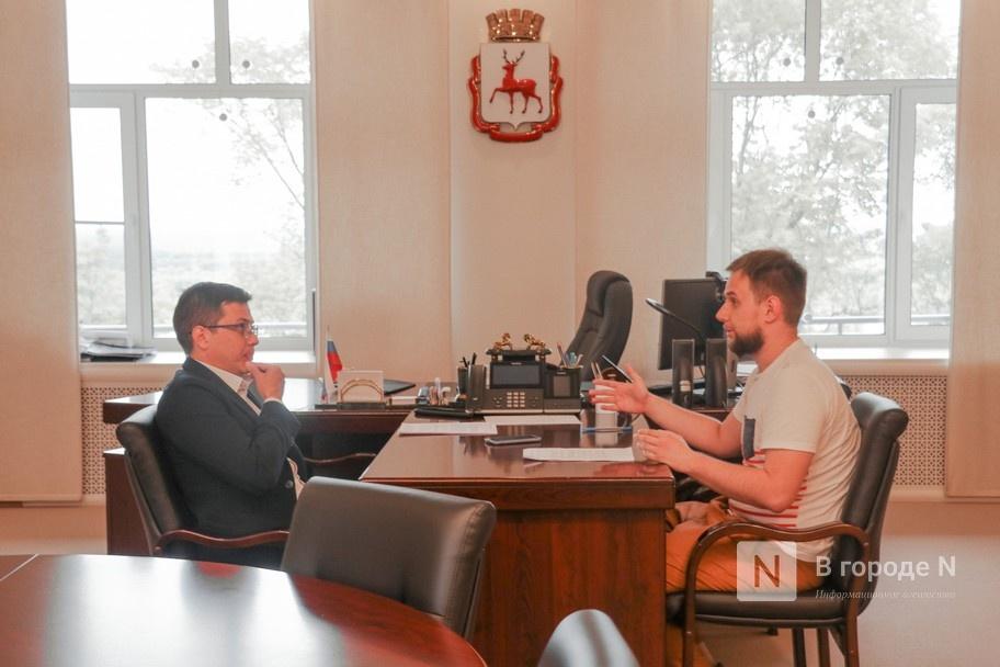 «800-летие Нижнего Новгорода — только начало»: Большое интервью с главой города Юрием Шалабаевым - фото 2