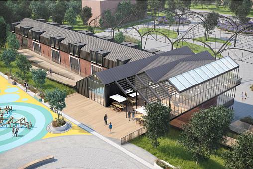 Индустриально-туристский парк «Баташев» в Выксе частично откроется до конца 2021 года - фото 1