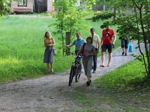 Нижегородцы будут контролировать ход благоустройства Щелоковского хутора