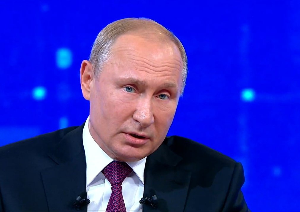 «Конец света» в Дзержинске стал центром внимания при обсуждении фейк-ньюс с Путиным - фото 1