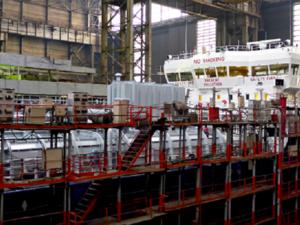 На «Красном Сормове» спустят на воду еще один танкер-химовоз