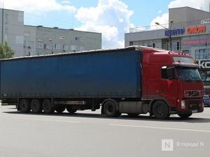 Транспортный налог для большегрузов снизят в Нижегородской области