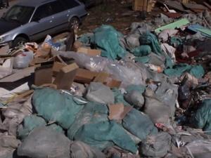 В Сормове обнаружили незаконную свалку