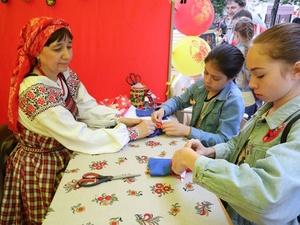 Столетнюю летопись художественных промыслов завели в Нижегородской области