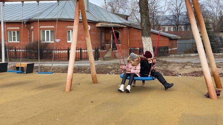 Сквер Корабелов в Навашине ждет дополнительное озеленение - фото 2