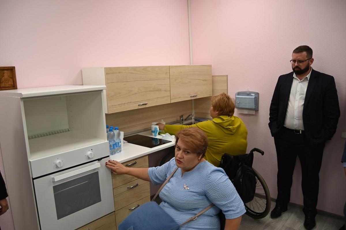 Центр адаптации инвалидов открылся в Нижнем Новгороде - фото 1