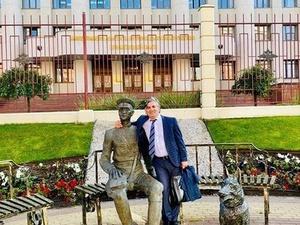 Экс-адвокат Михаила Ефремова приехал «биться в суд» в Нижний Новгород