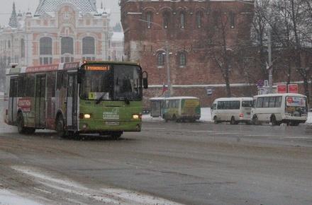 Низкопольные автобусы продолжат вытеснять маршрутки с дорог Нижнего Новгорода