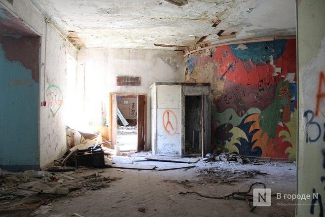 Здесь пела Пугачева: во что превратился нижегородский ДК имени Ленина  - фото 71