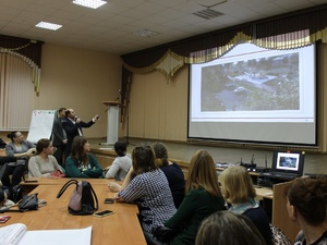 Новые детские площадки и парковочные зоны появятся в сквере в Сормовском районе