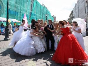 Нижегородских влюбленных призывают сократить число гостей на свадьбах