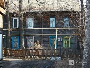 Восемь аварийных домов расселят в Нижнем Новгороде в 2020 году