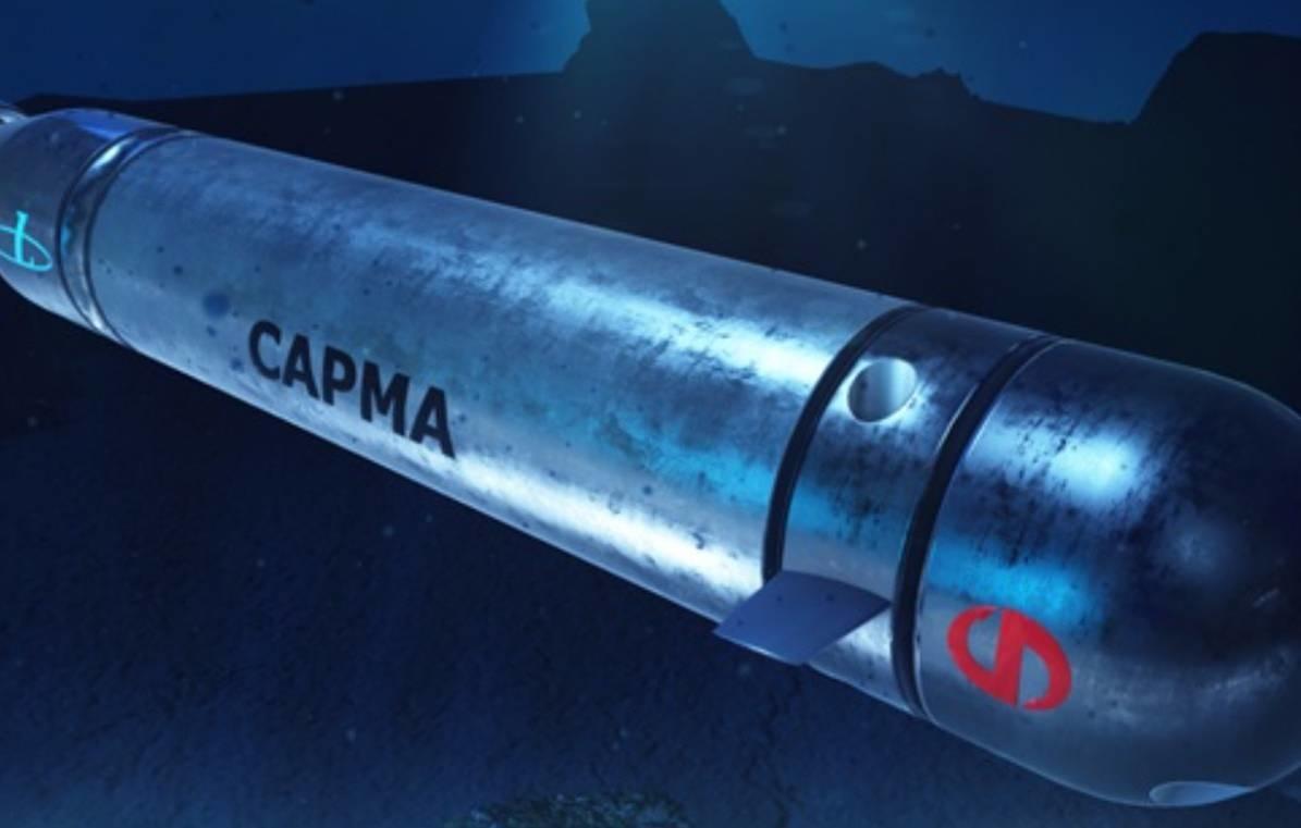 Подводный беспилотник, разработанный в Нижегородской области, представят на ИННОПРОМ-2021 - фото 1