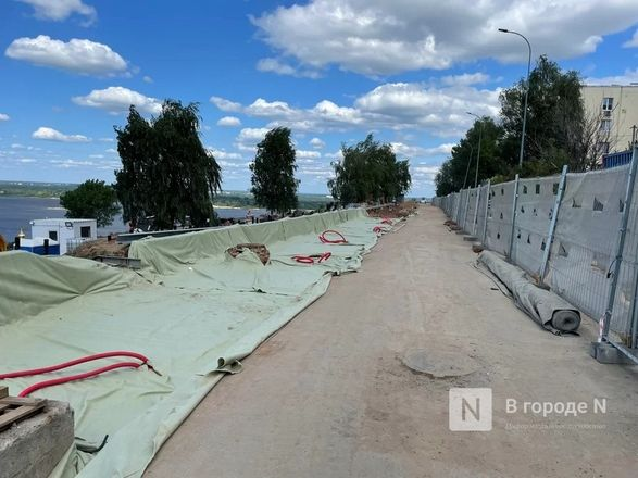 Салют над стройкой: каковы шансы подрядчиков благоустроить Нижний Новгород до юбилея - фото 37