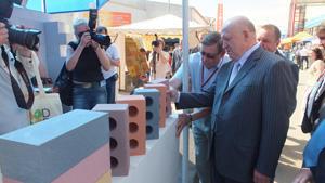 Концепция сочетания экологического и строительного форума выбрана верно, - Валерий Шанцев