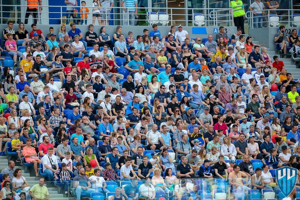 Почти 300 тысяч человек посмотрели игры ФК «НН» менее чем за год - фото 1