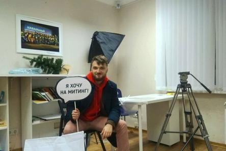Глава штаба Навального в Нижнем Новгороде рассказал о своем задержании
