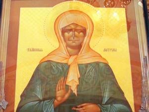 Икону блаженной Матроны Московской привезут в Нижний Новгород