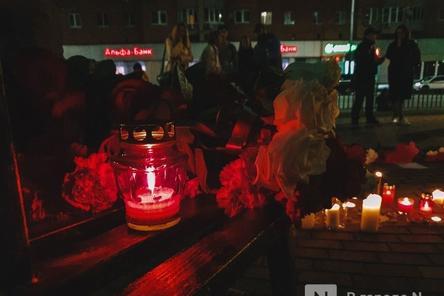 75 тысяч рублей заплатит нижегородец за палатку на месте гибели Славиной
