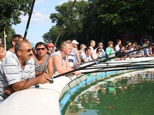 В Автозаводском парке отметят День рыбака