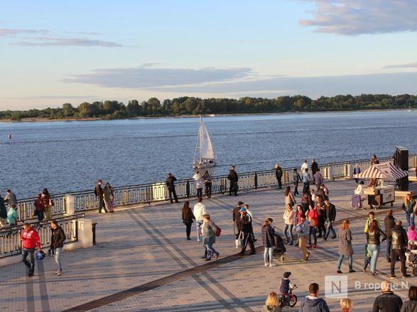 Праздник в пандемию: как Нижний Новгород отметил 799-летие - фото 87